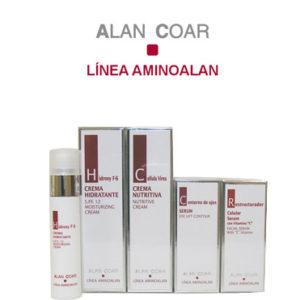 Tratamiento Aminoalan para pieles de Alan Coar