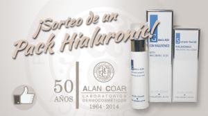 Sorteo con motivo del 50 aniversario de Alan Coar